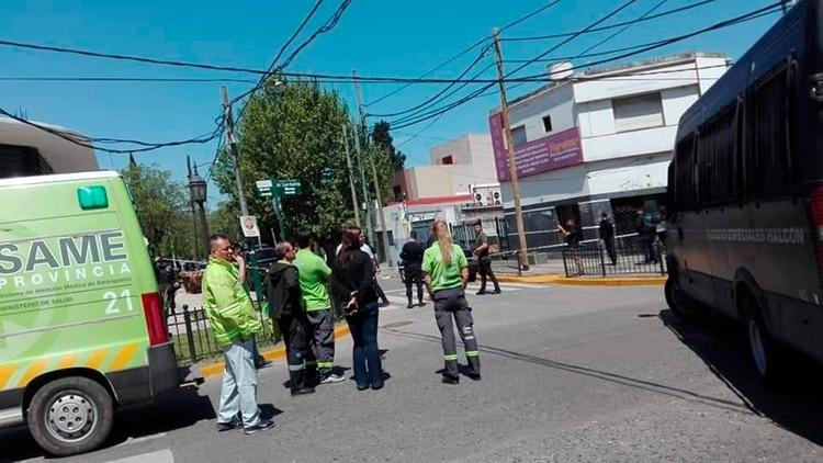 Fueron tres los asaltantes que cerca de las 11 de la mañana ingresaron en el vivero (Medios del Sur)