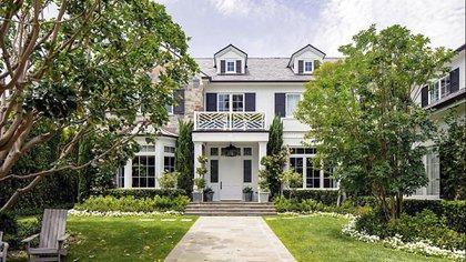Su antiguo hogar tiene 882 metros cuadrados (The Grosby Group)
