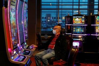"""La loterie de la province de Buenos Aires a signalé la réouverture des salles de bingo et des casinos le 14 décembre avec """"protocoles stricts"""" prévention des coronavirus (REUTERS)"""