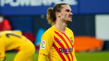 Barcelona buscará hacer caja con una transferencia de Antoine Griezmann (REUTERS/Vincent West)