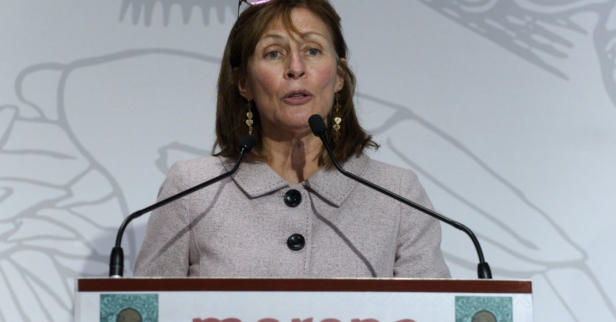 Tatiana Clouthier was negative for COVID-19 in second test