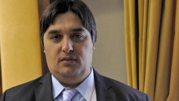 Hernán Muriales, ex intendente de Pinamar (LaNoticia1)