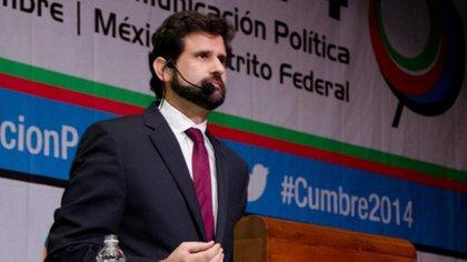 El asesor y estratega político Antonio Sola