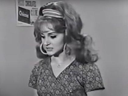 Era conocida como cantante, bailarina y actriz