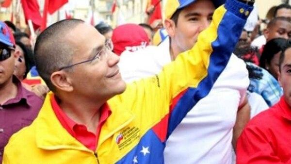 Ernesto Villegas, ministro de Cultura de Nicolás Maduro, es otro de los sancionados