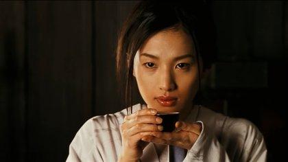 """Sei Ashina en la película """"Silk"""""""