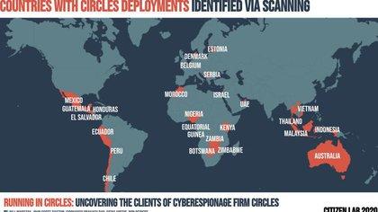 (Mapa: CitizenLab)