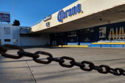 Las fábricas pararon la producción hace una semana (Foto: Cuartoscuro)