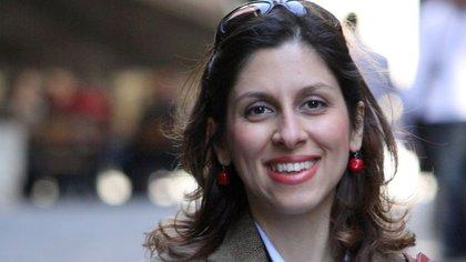 Nazanin Zaghari-Ratcliffe en una foto sin fecha cedida por su famlia (Familia Ratcliffe via REUTERS)