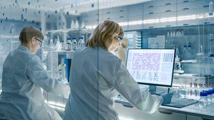 La vacuna que desarrolla la Universidad de Oxford junto con la farmacéutica AstraZeneca generó anticuerpos en el 100% de los pacientes que participaron del estudio de fase 2 y es inminente el comienzo de la última fase, la 3, durante los próximos días (Shutterstock)