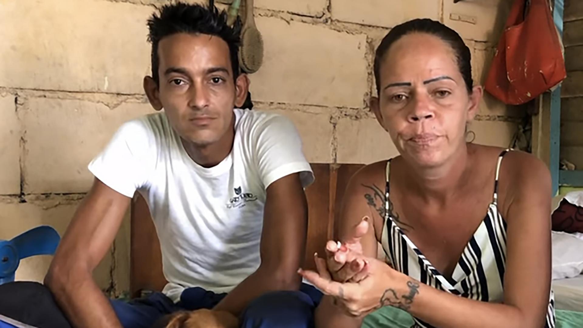 Una niña pide por la libertad de su padre en Cuba