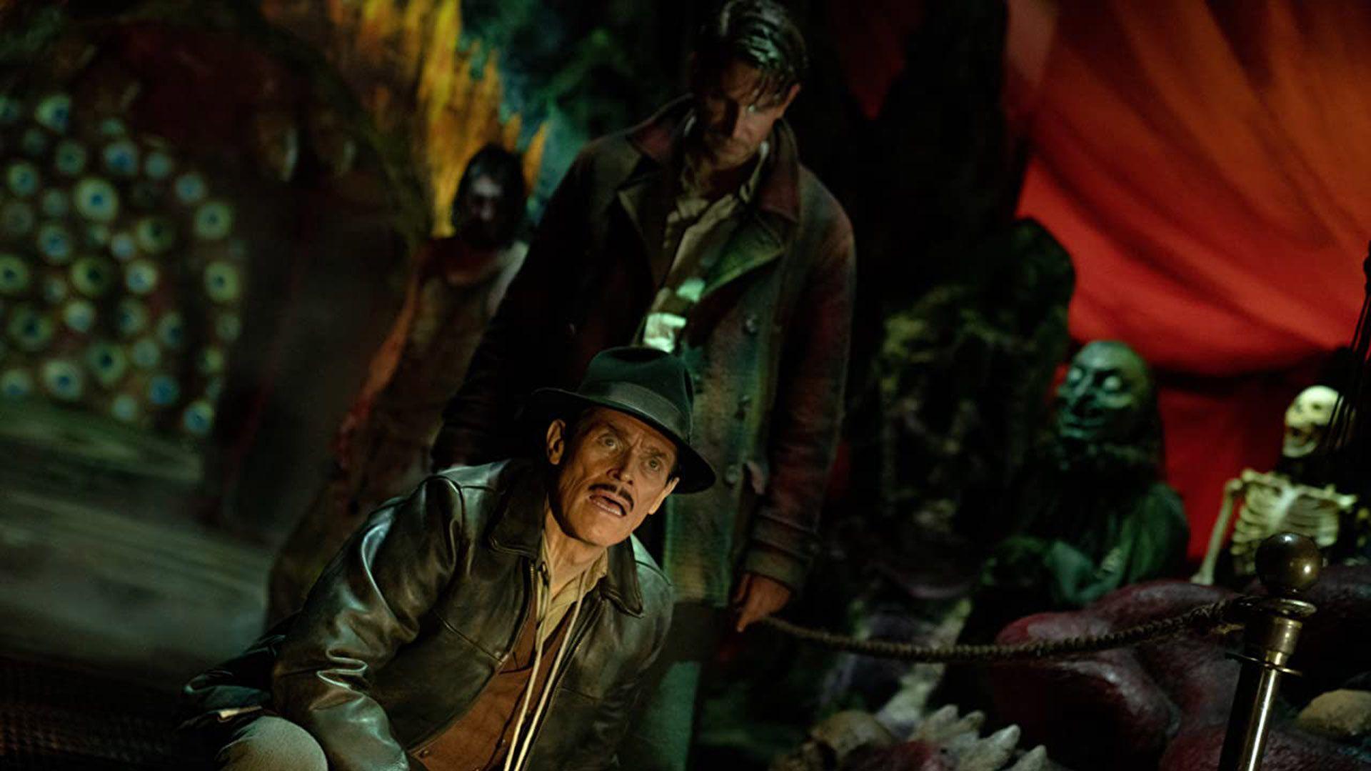 """Trailer de """"Nightmare Alley"""", nueva película de Guillermo Del Toro"""