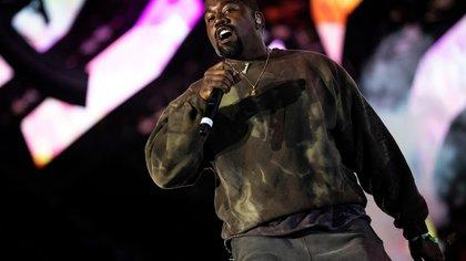 Kanye West pidió la custodia compartida de sus hijos con Kim Kardashian