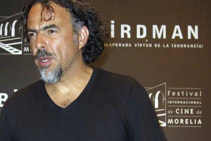 """Alejandro González Iñárritu regresará a Morelia para presentar la versión restaurada de """"Amores Perros"""" del festival (Foto: AP/Berenice Bautista)"""