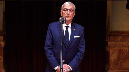 Diputado Álvaro González (Juntos por el Cambio), Presidente de la Sesión de Hoy (Adrian Escander)