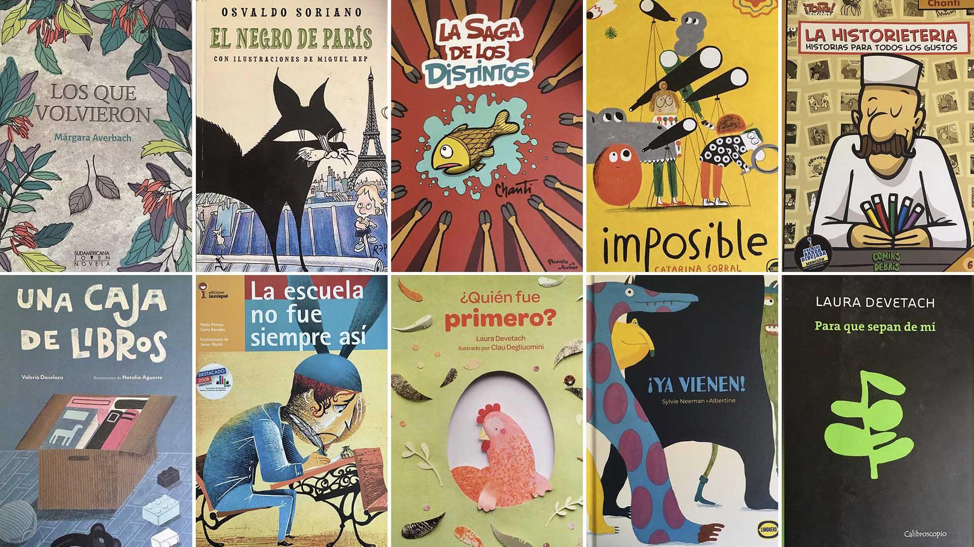 10 libros infantiles y juveniles para disfrutar y reflexionar durante la cuarentena