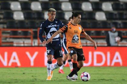 Por segunda semana consecutiva, la Liga MX informó de un nuevo brote de COVID-19 (Foto ilustrativa: David Martínez Pelcastre/ EFE)