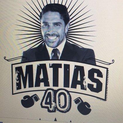 Matías festejó su cumpleaños con una mega fiesta para 190 invitados