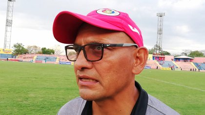 Jorge Humberto 'Zarco' Rodríguez, director técnico del FAS (Foto: Twitter/RAZetino)