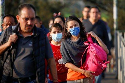 Millones de mexicanos se han visto afectados por las medidas sanitarias que inhiben la movilidad (Foto: Reuters / Gustavo Graf)