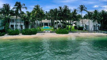 Sylvester Stallone acaba de comprar una hermosa propiedad frente al agua en la exclusiva área de Palm Beach (The Grosby Group)