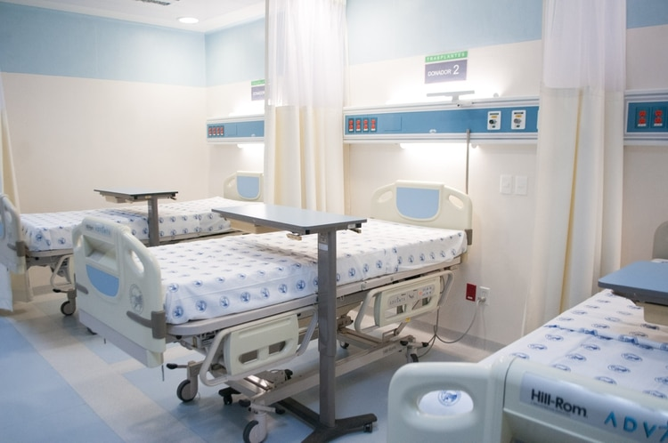 El Hospital Juárez de México es uno de los más antiguos del país, por lo que es propicio para historias míticas (Foto: Cuartoscuro)