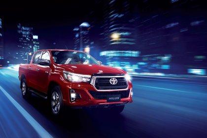 Durante los últimos 17 meses, la Toyota Hilux lideró los patentamientos. En febrero fue desplazada al segundo lugar