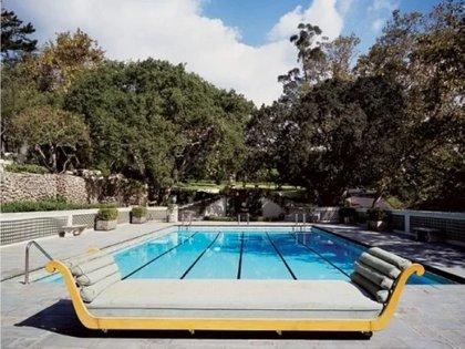La piscina (Architectural Digest)