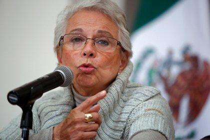 La ex ministra de la SCJN fue una de las primeras en poner el tema de la legalización en el Senado mexicano (Foto: Gustavo Graf Maldonado/ Reuters)
