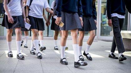 Los colegios privados comunican a las familias cómo comienzan las clases (Shutterstock)
