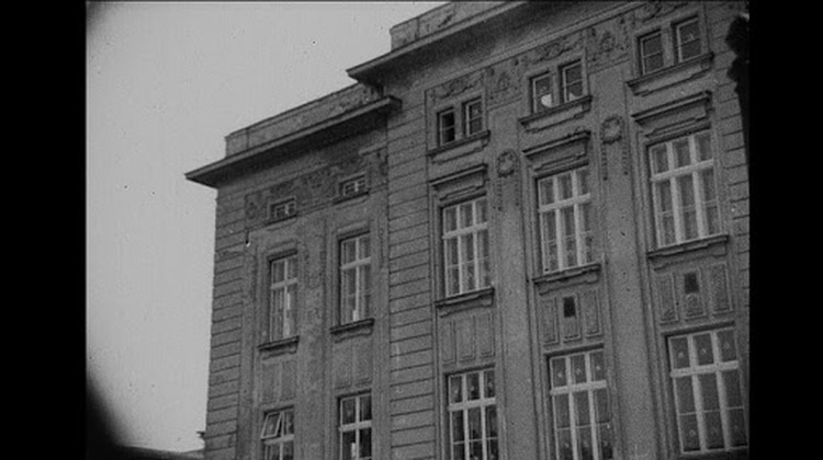 El Hospicio Gesneral de Viena, lugar donde el médico elaboró su teoría de la higiene de manos (wikipedia)
