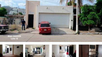 La segunda casa adquirida por Ernesto Olvera (Foto: SAE)