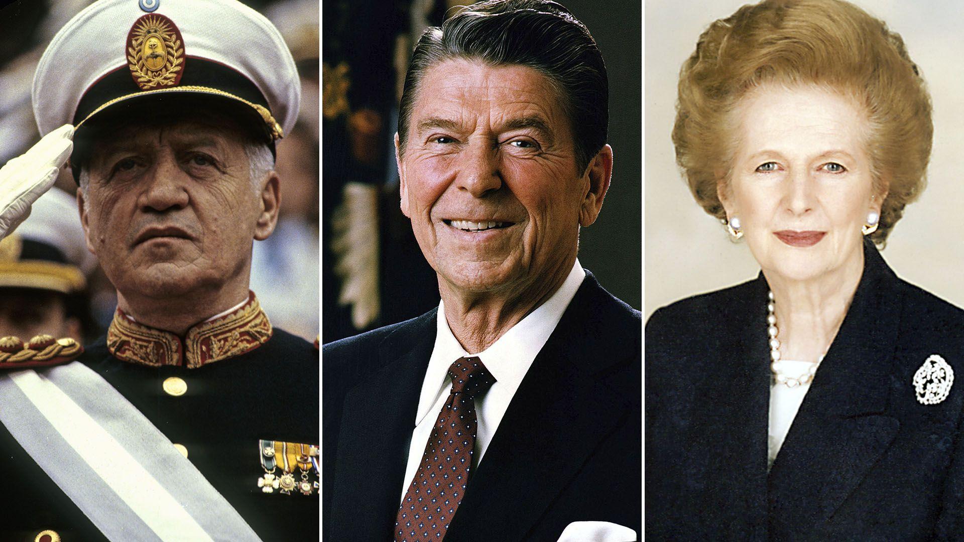 Reagan, entre Galtieri y Thatcher. Cuando estalló la guerra, norteamerica dejó la neutralidad y jugó al lado de su aliado en la OTAN