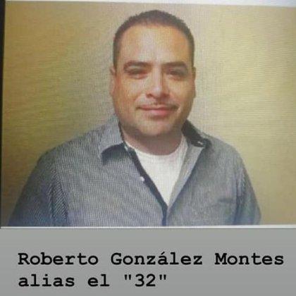 Roberto González Montes, líder de La Línea (Foto: Facebook/Sonora Violento)