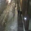 Esta imagen proporcionada por el Departamento de Policía de Chicago y tomada de un video de vigilancia muestra a dos personas interesadas en un ataque al actor de