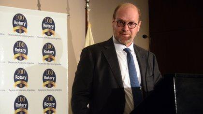 Gustavo Grobocopatel renunció a la presidencia del Grupo Los Grobo y se va a vivir a Uruguay (Matías Arbotto)