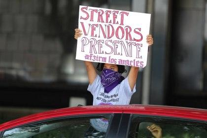 Han habido protestas para cancelar la renta (Foto: REUTERS/Lucy Nicholson)