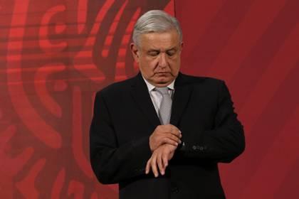 En la conferencia matutina de este viernes, el presidente defendió a los señalados por el diario Reforma. (Foto: Cortesía Presidencia)
