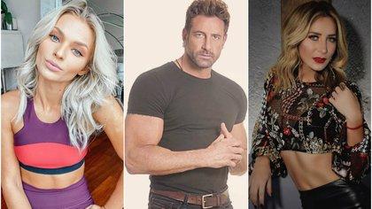 Irina, Gabriel y Geraldine se vieron involucrados en un nuevo escándalo (IG: irinabaeva/gabrielsoto/geraldinebazan)