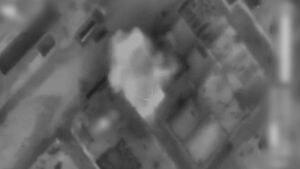 Israel lanzó un ataque aéreo contra objetivos del grupo terrorista Hamas en respuesta por el lanzamiento de cohetes desde la Franja de Gaza