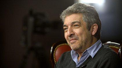 Ricardo Darín fue dirigido por tercera vez por Sebastián Borensztein (Foto: Gustavo Gavotti)