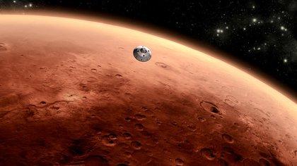 Según Kelly, un viaje a Marte con la tecnología actual llevaría unos 200 días
