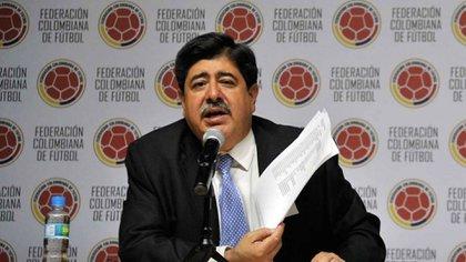 Luis Bedoya, ex presidente de la Federación Colombiana, ex vicepresidente de la Conmebol y ex miembro del Comité Ejecutivo de la FIFA, recibió al menos 19 pagos de sobornos de cuentas de Hugo y Mariano Jinkis por 3.815.000 dólares