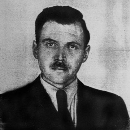 Una fotografía de Mengele de mediados de los 50
