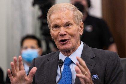 El administrador de la NASA, Bill Nelson