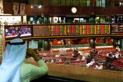 La bolsa de Kuwait City, Kuwait (REUTERS/Stephanie McGehee/archivo)