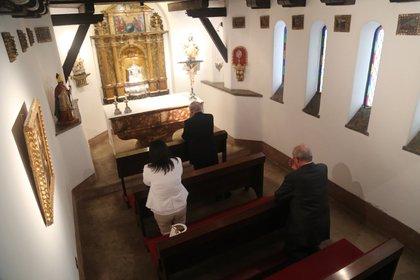 Los fieles podrán visitar los templos religiosos en San Juan.