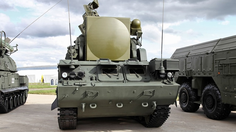 Entre 2005 y 2007, Rusia entregó a Irán 29 sistemas de misiles Tor-M1