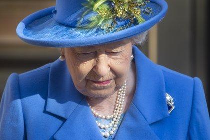 La reina Isabel II de Inglaterra (EFE)