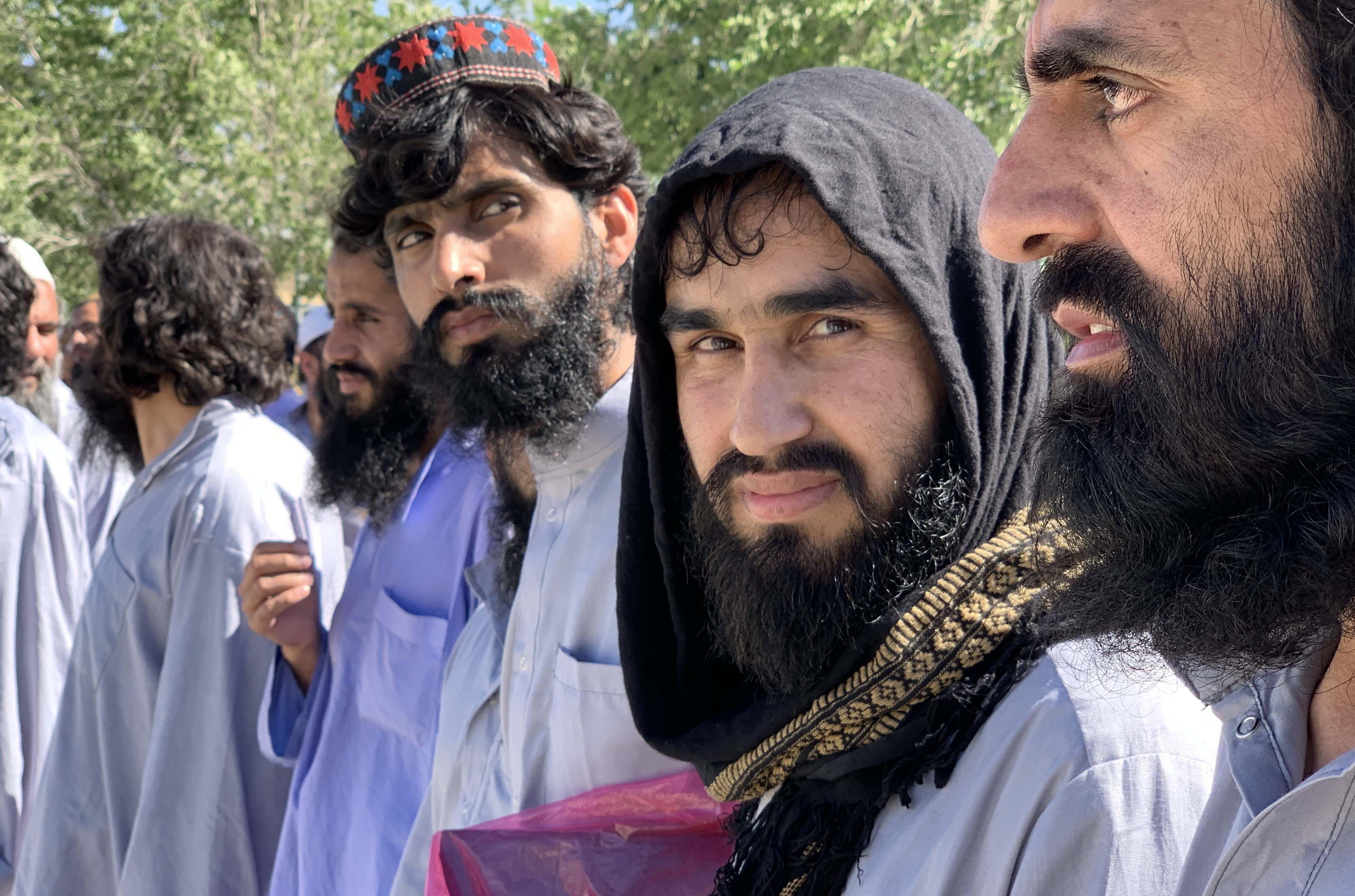 21/09/2020 Miembros de los talibán POLITICA ASIA ASIA AFGANISTÁN ORIENTE PRÓXIMO INTERNACIONAL PPI / ZUMA PRESS / CONTACTOPHOTO